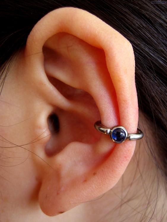 Orbital Vs Conch Body Jewelry Piercing Blog The Chain Gang