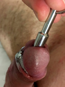 how to perform urethral dilation with sounds the chain