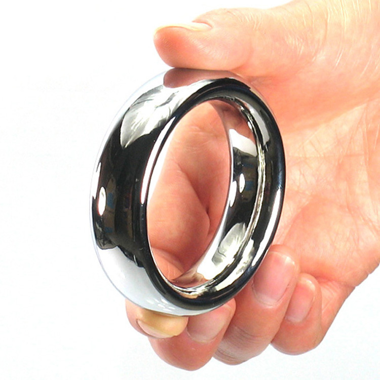 Cock ring with ball strap safe — img 2